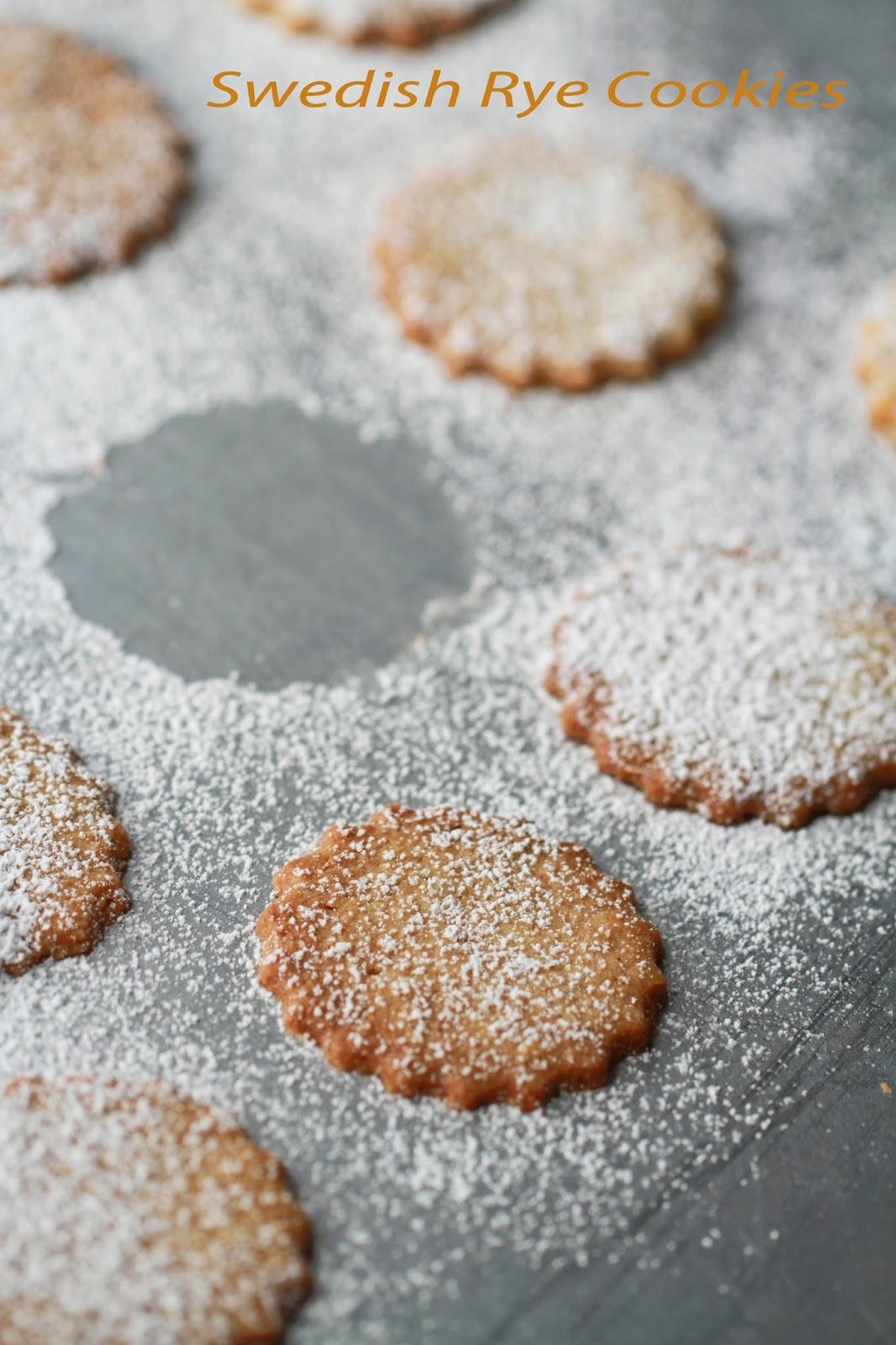 How to Make Swedish Rye Cookies forecasting